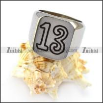 Simple 13 Ring r004670