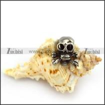 Crossbones Skull Charm a000142