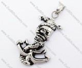 Ugly Stainless Steel Pendant - JP420012