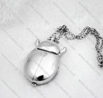 Silver Beetle Pocket Watch -PW000276