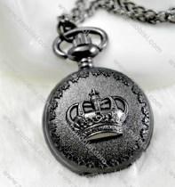 Vintage Crown Pocket Watch Chain - PW000022