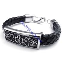 leather bracelets -JB480001