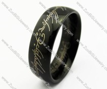 Stainless Steel Ring - JR270035