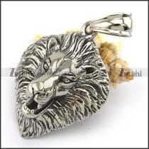 Cool Casting Lion Pendant p003734