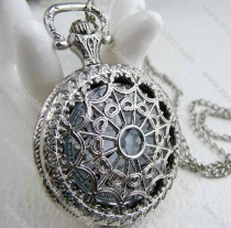 Spider Net Pocket Watch -PW000193