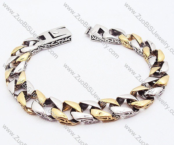 Stainless Steel Bracelet - JB200001