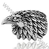 Stainless Steel The eagle Ring - JR350170