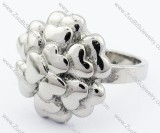 Stainless Steel Ring -JR330014