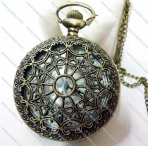 Spider Net Pocket Watch -PW000269