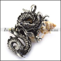 Large Dragon Pendant p003473