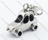 Cute Stainless Steel Car Pendant - JP420009
