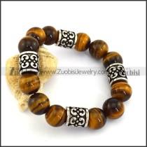 Tiger Eye Stone Bracelet b004271