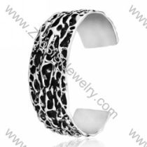 Vintage Stainless Steel Bangles for Cool Man - JB350003