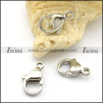 12mm Stainless Steel Lobster Clasp a000024
