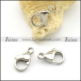 13mm Stainless Steel Lobster Clasp a000025