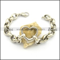 Fancy Heart Bracelet for Women b003473