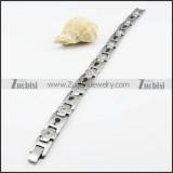 Stainless Steel Magnetic Bracelet - b000060