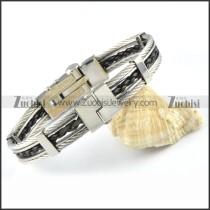 Stainless Steel Bracelet - b000250