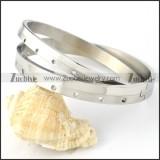 Stainless Steel bracelet - b000430