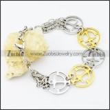 Stainless Steel bracelet - b000518