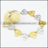 Stainless Steel bracelet - b000522