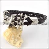 Stainless Steel Skull bracelet - b000446