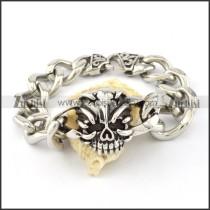 good 316L  Biker Bracelets for Mens - b000701