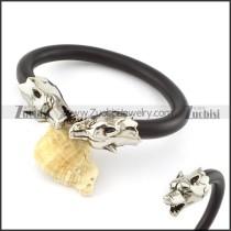 Stainless Steel dragon Bracelet -b000864