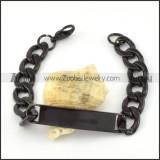 Stainless Steel Bracelet -b000818