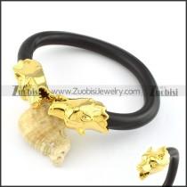 Stainless Steel dragon Bracelet -b000865