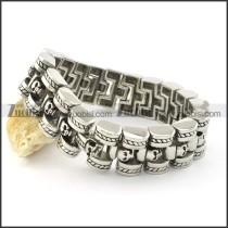 skull bracelet b001572