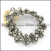 skull bracelet b001573