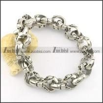skull bracelet b001564