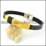 leather bracelet b001729