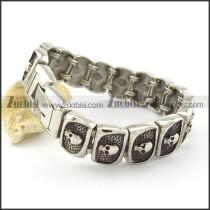 skull bracelet b001571