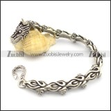 dragon bracelet in length of 21cm b002562