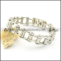 16.5mm biker bracelet for ladies b002351