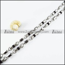 Stainless Steel Necklaces -n000121
