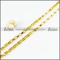 Stainless Steel Necklaces -n000125