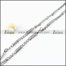 Stainless Steel Necklaces -n000120