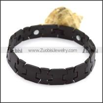 Black Tungsten Bracelets for Men b003768