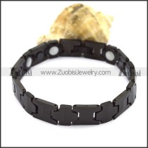 Tungsten Carbide Black Bracelet b003761