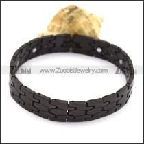 Wholesale Black Tungsten Bracelets b003766