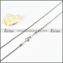 Stainless Steel Necklaces -n000116