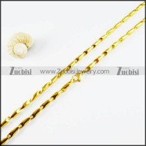 Stainless Steel Necklaces -n000122