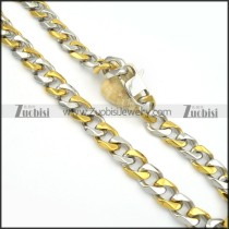 Stainless Steel Necklaces -n000131