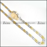 Stainless Steel Necklace -n000062