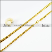 Stainless Steel Necklaces -n000126