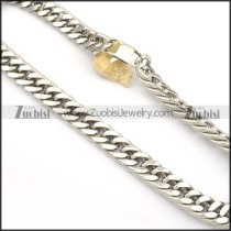 Stainless Steel Necklaces -n000134