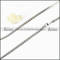 Stainless Steel Necklaces -n000113